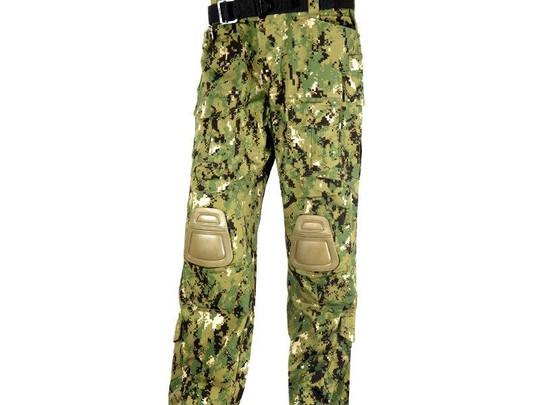 Lancer Tactical Combat Uniform BDU Pants, Jungle Digital