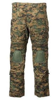 Lancer Tactical Airsoft Combat Pants, Jungle Digital