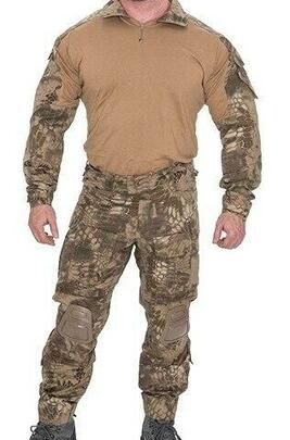Lancer Tactical Combat Tactical Uniform Set, HLD