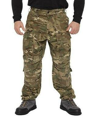 Lancer Tactical All-Weather Tactical Pants, Camo
