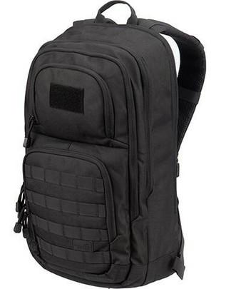 Lancer Tactical 1000D EDC Commuter MOLLE Backpack w/ Concealed Holder