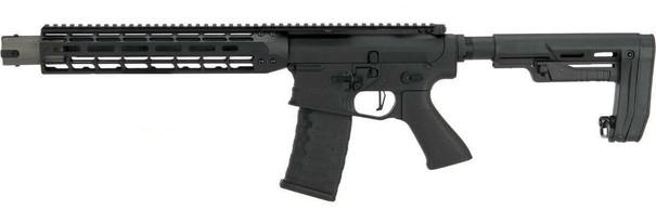 EMG Falkor AR-15 Blitz SBR M4 Training Weapon AEG Airsoft Rifle, Blackout