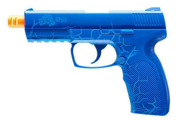REKT OPSIX Series Co2 Dart Blaster, Blue