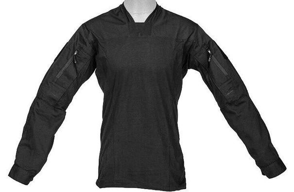 Lancer Tactical TLS Halfshell Shirt, Black