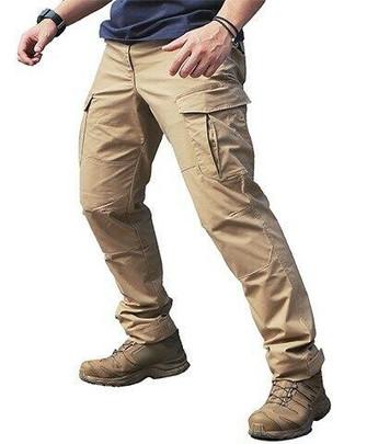 Emerson Gear Blue Label Ergonomic Fit Pants, Khaki
