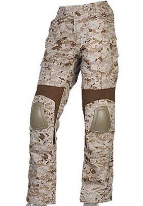 Lancer Tactical Combat Uniform Pants, Desert Digital