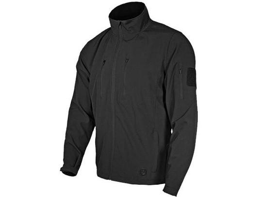 Cannae All-Weather Shield Soft Shell Jacket, Black