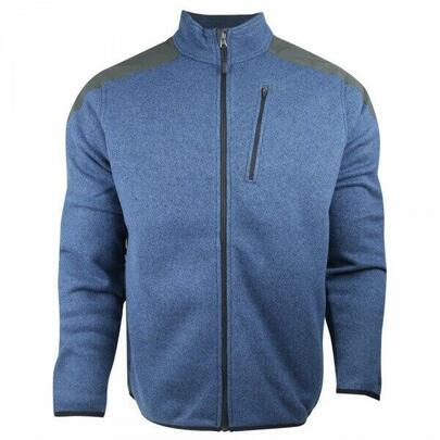 5.11 Tactical Polyester Full Zip TDU Fleece Sweater, Regatta
