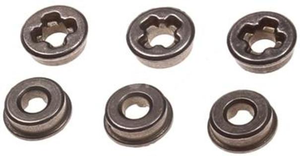 SHS 8mm Low-Profile Steel Low-Friction Oilless Bushings