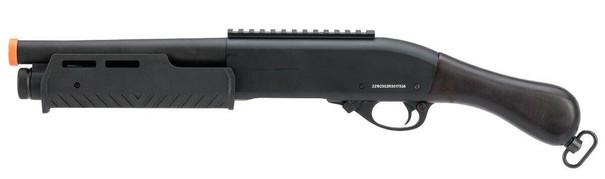 JAG Arms Scattergun Series REAPER Gas Airsoft Shotgun, Black
