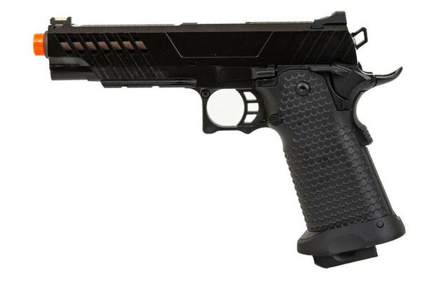 JAG Arms GMX Series 2.0 Gas Blowback Airsoft Pistol, Bronze Barrel