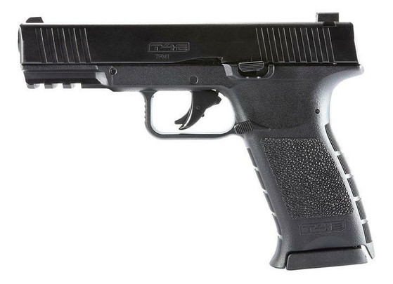 Umarex T4E TPM1 8XP .43 Cal Co2 Blowback Paintball Pistol, Black