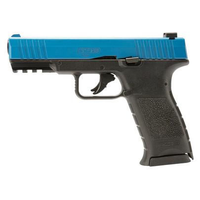 Umarex T4E TPM1 8XP .43 Cal Co2 Blowback Paintball Pistol, Blue / Black