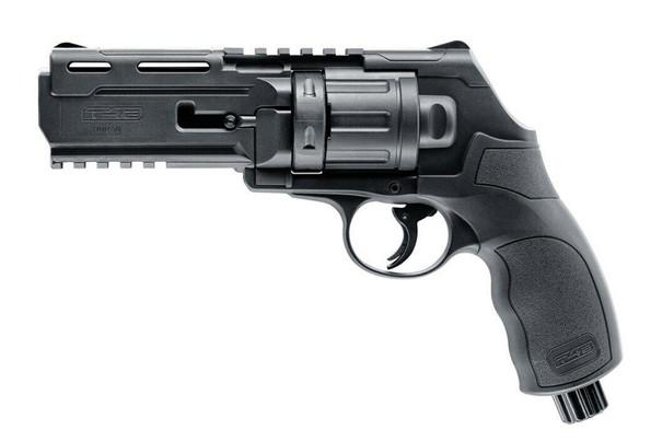 Umarex T4E TR50 .50 Cal Co2 Paintball Revolver, Black