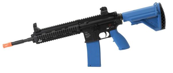 Umarex T4E HandK 416 .43 Cal Co2 Paintball Rifle, Blue / Black