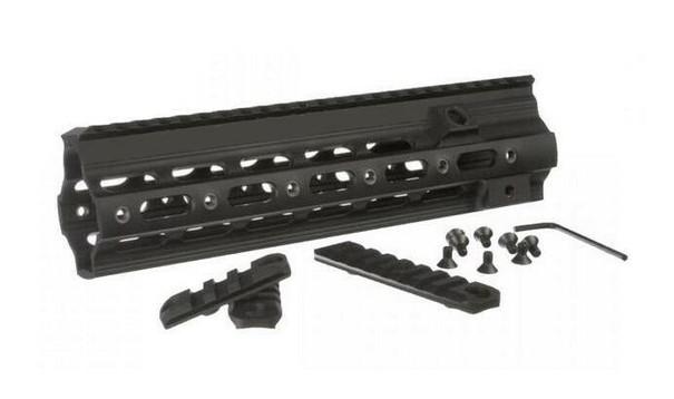 Geissele AZI 10.5 HandK 416 Modular Rail, Black