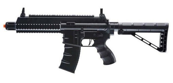 Tactical Force M4 CQB Co2 Airsoft Rifle, Black