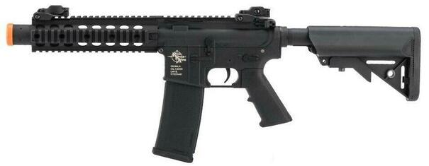 Specna Arms CORE Series SA-C05 AEG Airsoft Rifle, Black