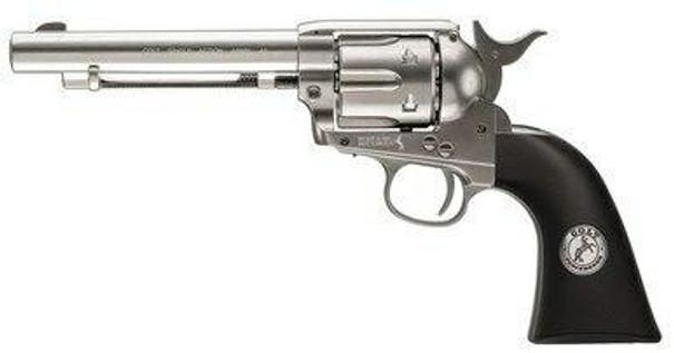 Colt Licensed Peacemaker Co2 .177 Airgun, Nickel