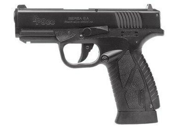 ASG BERSA BP9CC Co2 Blowback .177 Airgun, Black