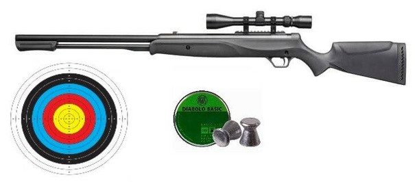 UMAREX Synergis .177 Air Rifle and Scope Combo