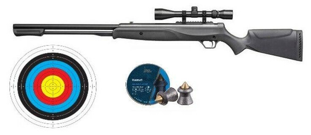 UMAREX Synergis .22 Air Rifle and Scope Combo