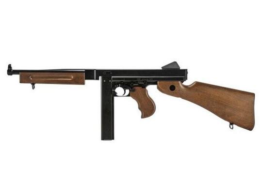 UMAREX Legends Thompson M1A1 Full-Auto .177 Co2 Blowback Air Rifle