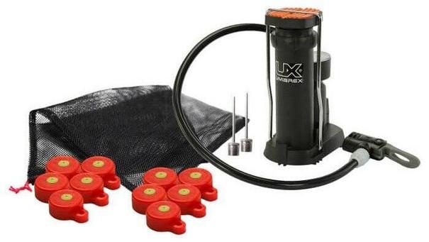 UMAREX Big Blast Inflator Kit w/ Foot Pump