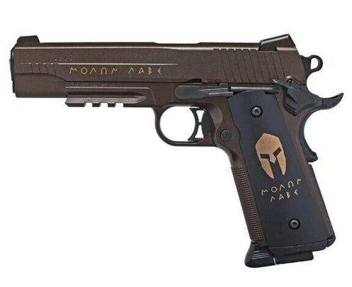 SIG AIR 1911 Spartan Edition .177 Co2 Blowback Air Pistol, Black