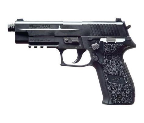 SIG AIR P226 .177 Co2 Blowback Air Pistol, Black