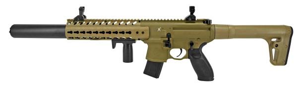 SIG AIR MCX .177 Co2 Air Rifle, Tan/Black