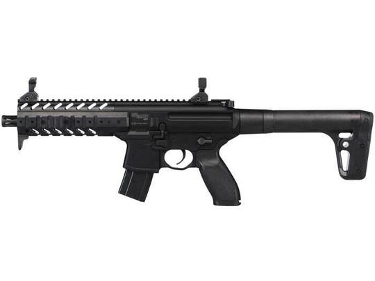 SIG AIR MPX .177 Co2 Air Rifle, Black