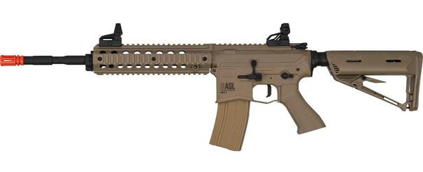 Valken ASL Series High Velocity MOD-L AEG Airsoft Rifle, Tan