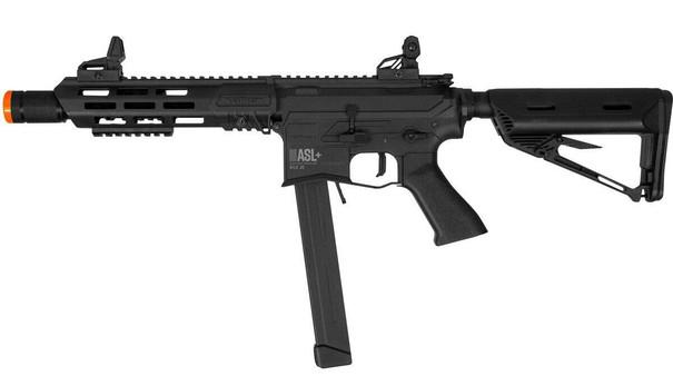 Valken ASL Series Kilo45 AEG Airsoft Rifle, Black
