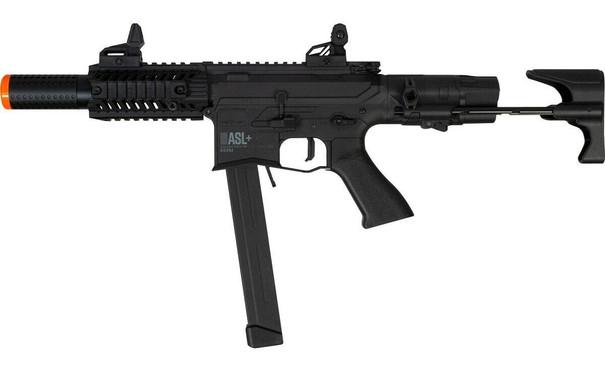 Valken ASL Series Sierra AEG Airsoft Rifle, Black