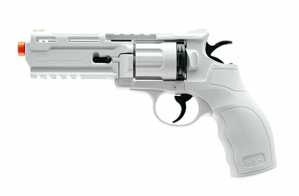 Elite Force Space Force H8R Gen 2 Limited Edition CO2 Airsoft Revolver, White