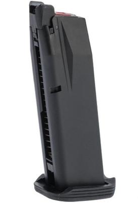 EMG Archon Firearms Type B 15rd Gas Airsoft Magazine, Black