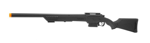 ASG Action Army T11 Airsoft Sniper Rifle, Black