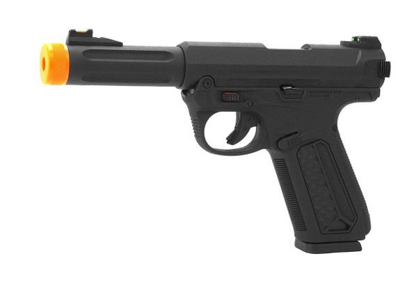 ASG Action Army AAP-01 Gas Blowback Airsoft Pistol, Black