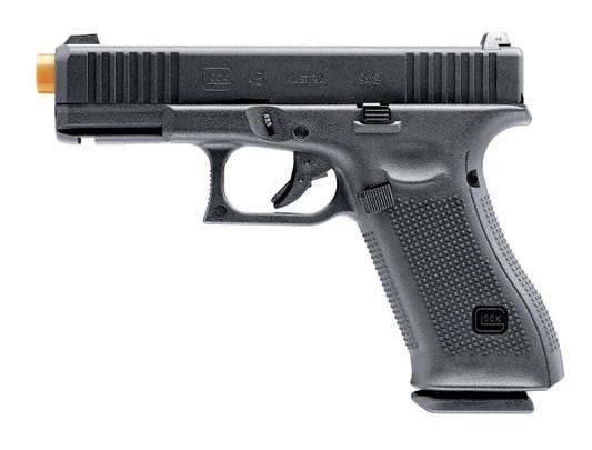 Glock 45 Gen5 Gas Blowback Airsoft Pistol, Black