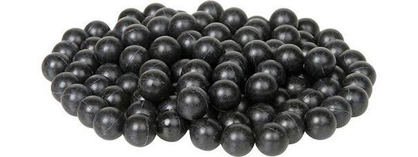Umarex T4E .43 Cal Rubber Ball Ammo, 430 Rounds