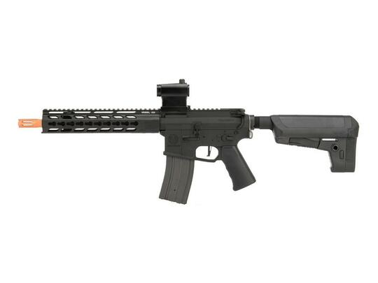 Krytac Full Metal Trident MKII CRB Airsoft AEG Airsoft Rifle, Black