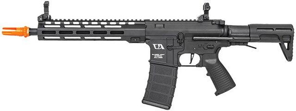Classic Army Skirmish ECS ML10 M4 PDW M-LOK Carbine AEG Airsoft Rifle, Black
