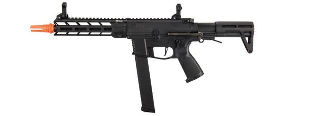 Classic Army Nemesis X9-8 M-LOK Long SMG AEG Airsoft Rifle, Black