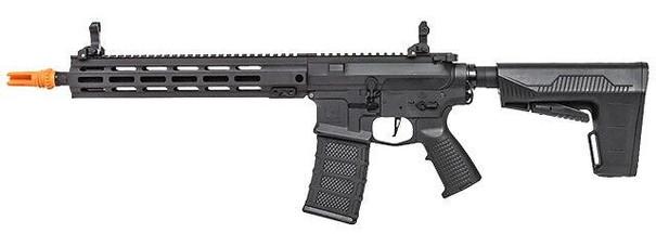 Classic Army Nemesis LS12 M4 Carbine AEG Airsoft Rifle w/ BAS Stock, Black