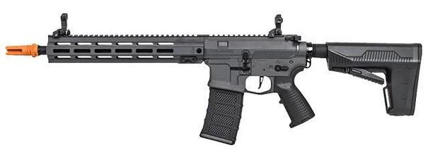 Classic Army Nemesis LS12 M4 Carbine AEG Airsoft Rifle w/ BAS Stock, Gray