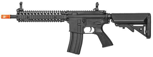 Classic Army Nemesis CA117M M4 Carbine AEG Airsoft Rifle w/ BAS Stock, Black