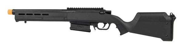 Amoeba AS-2 Gen 2 Striker Spring Airsoft Rifle, Black