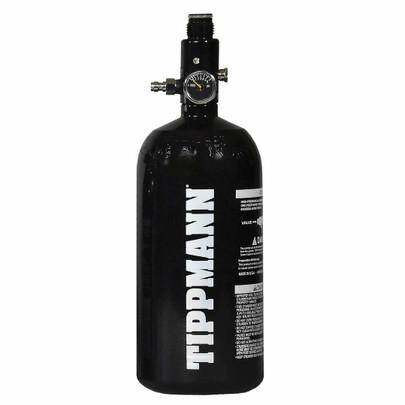 Tippmann 48/3000 HPA Tank, Black