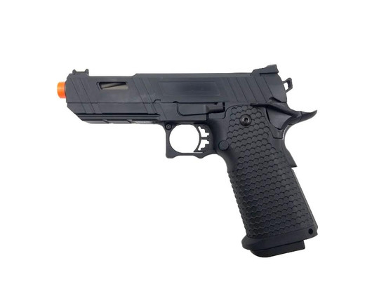 JAG Arms GMX-3.0 Series Gas Blowback Airsoft Pistol, Black